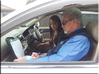 Academy of Driving has experienced drivering instructors